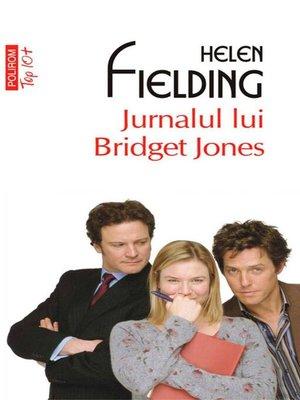 cover image of Jurnalul lui Bridget Jones