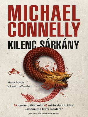 cover image of Kilenc sárkány
