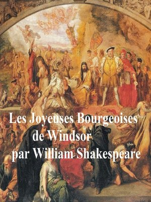 cover image of Les Joyeuses Bourgeoises de Windsor (The Merry Wives of Windsor in French)