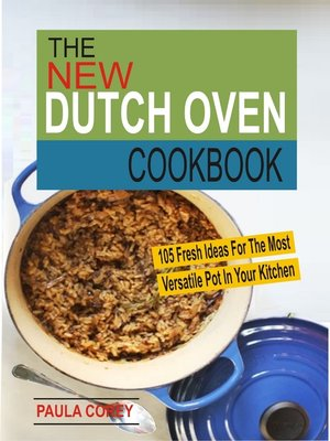 cover image of The New Dutch Oven Cookbook