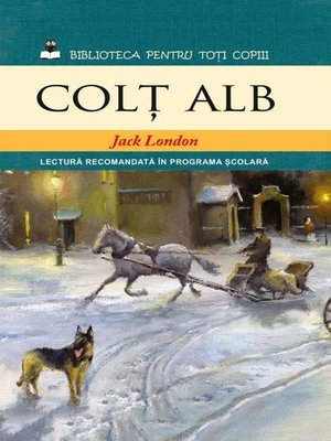 cover image of Colț Alb