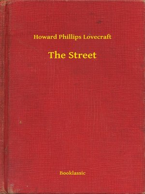 cover image of The Street