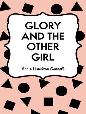 cover image of Glory and the Other Girl