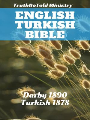 cover image of English Turkish Bible