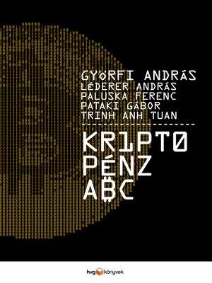 cover image of Kriptopénz ABC