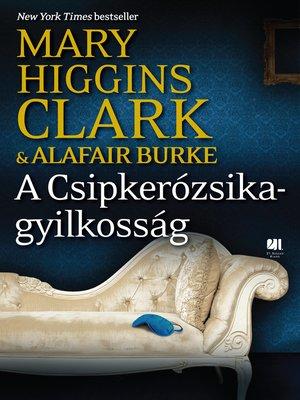 cover image of A Csipkerózsika-gyilkosság