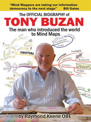 cover image of The Official Biography of Tony Buzan