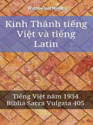 cover image of Kinh Thánh tiếng Việt và tiếng Latin