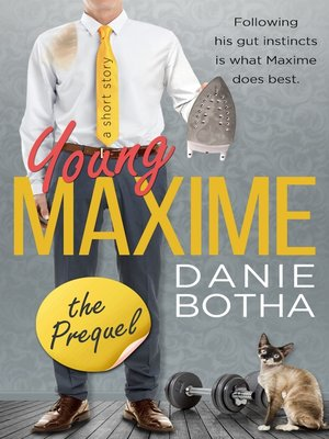 cover image of Young Maxime