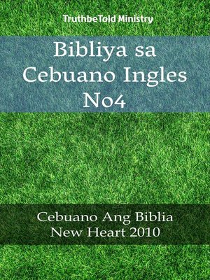 cover image of Bibliya sa Cebuano Ingles No4