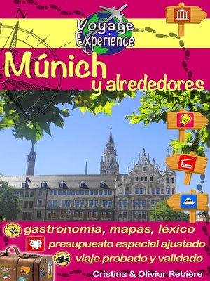 cover image of Múnich y alrededores