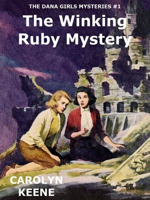 cover image of The Winking Ruby Mystery