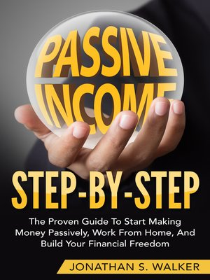 cover image of Passive Income Step By Step