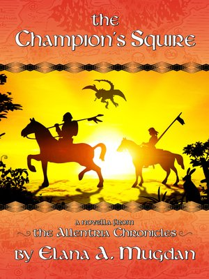 cover image of The Champion's Squire