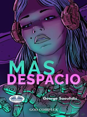 cover image of Más Despacio