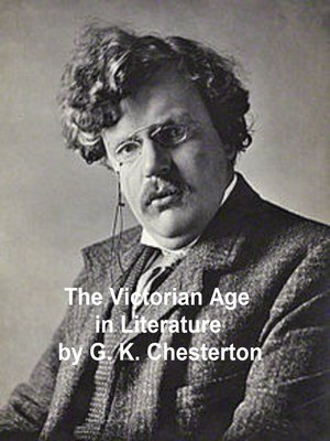 cover image of The Victorian Age in Literature