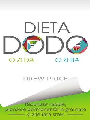 cover image of Dieta DODO. O zi da, o zi ba
