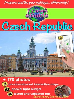 cover image of Travel eGuide: Czech Republic