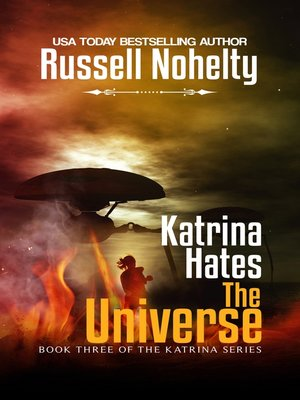 cover image of Katrina Hates the Universe