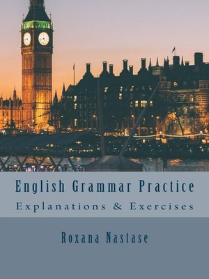 cover image of English Grammar Practice