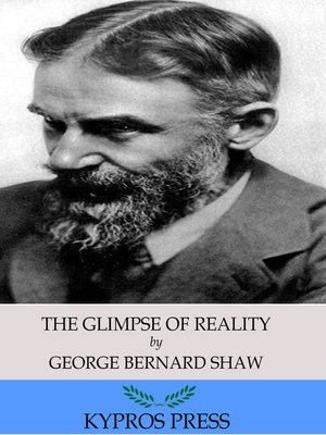 cover image of The Glimpse of Reality
