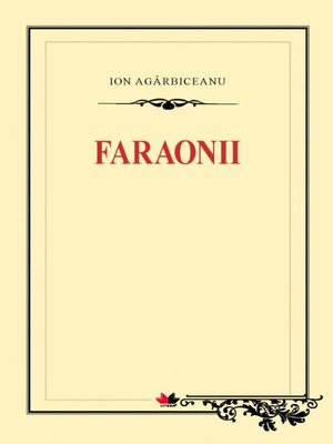 cover image of Faraonii