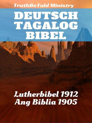 cover image of Deutsch Tagalog Bibel