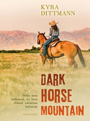 cover image of Dark Horse Mountain