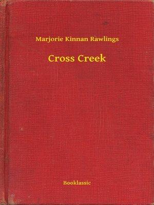 cover image of Cross Creek
