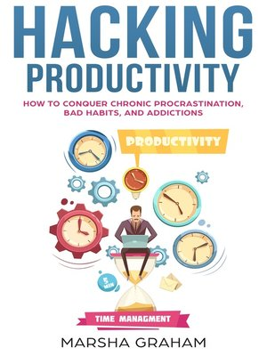 cover image of Hacking Productivity