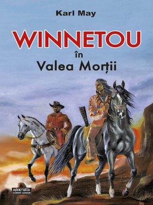 cover image of Winnetou in Valea Mortii