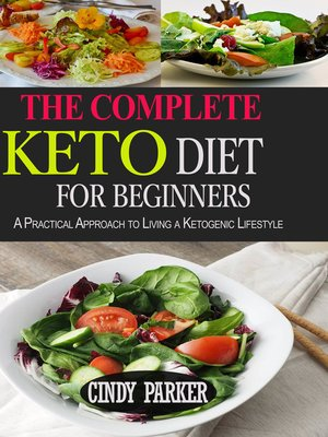 cover image of The Complete Keto Diet For Beginners