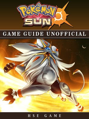 cover image of Pokemon Sun Game Guide Unofficial
