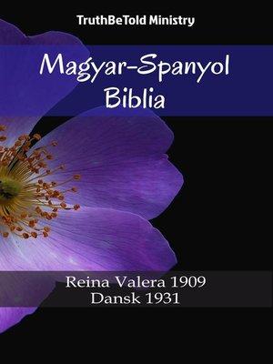 cover image of Magyar-Spanyol Biblia