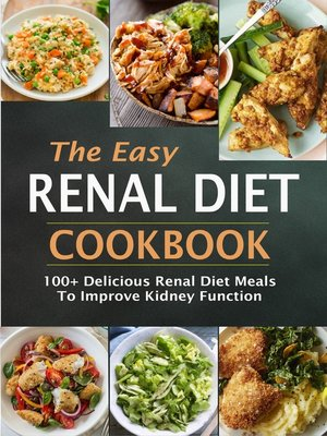 cover image of The Easy Renal Diet Cookbook