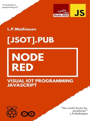 cover image of [JSoT] NODE-RED