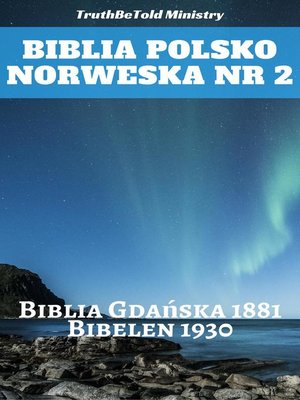 cover image of Biblia Polsko Norweska Nr 2