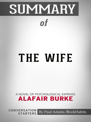 cover image of Summary of the Wife