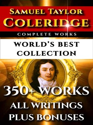 cover image of Samuel Taylor Coleridge Complete Works – World's Best Collection
