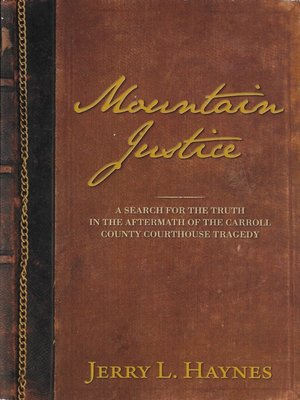cover image of Mountain Justice