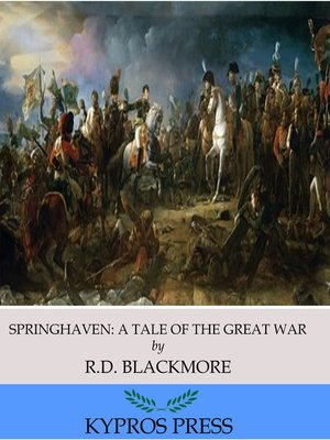 cover image of Springhaven: A Tale of the Great War