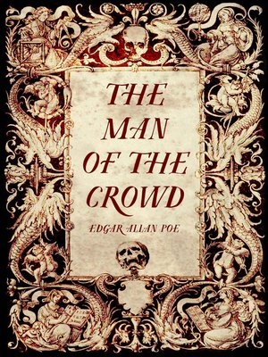 cover image of The Man of the Crowd