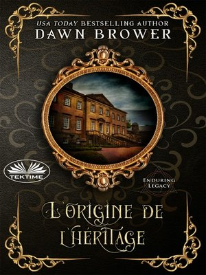 cover image of L'Origine De L'Héritage