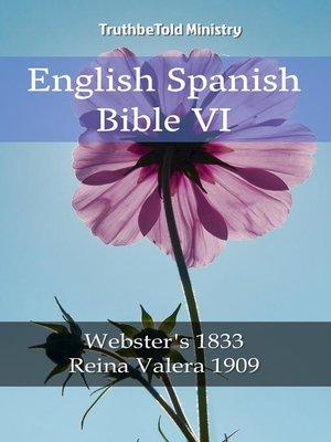 cover image of English Spanish Bible VI