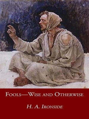 cover image of Fools—Wise and Otherwise