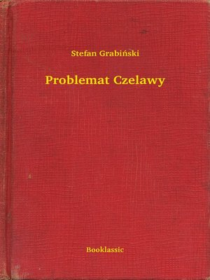 cover image of Problemat Czelawy