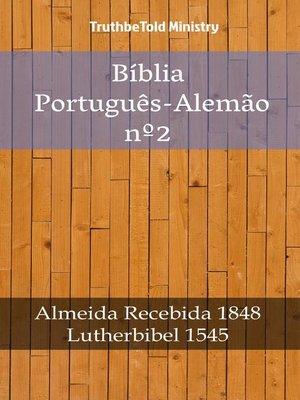 cover image of Bíblia Português-Alemão nº2