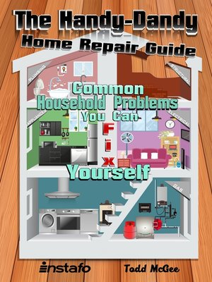 cover image of The Handy-Dandy Home Repair Guide