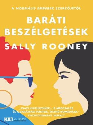 cover image of Baráti beszélgetések