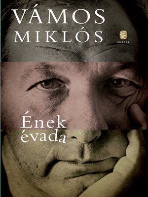 cover image of Ének évada
